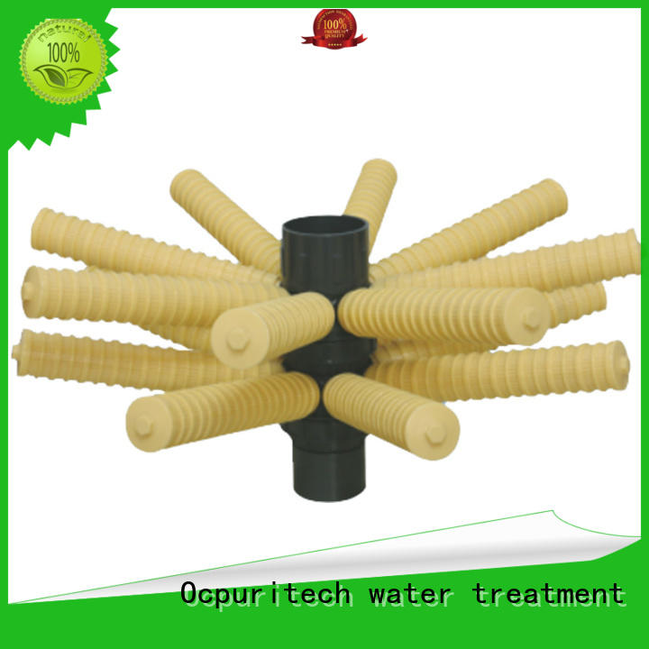 water treatment parts durable water distributor Ocpuritech Brand