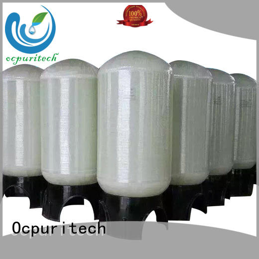 commercial frp tank treatment series for factory