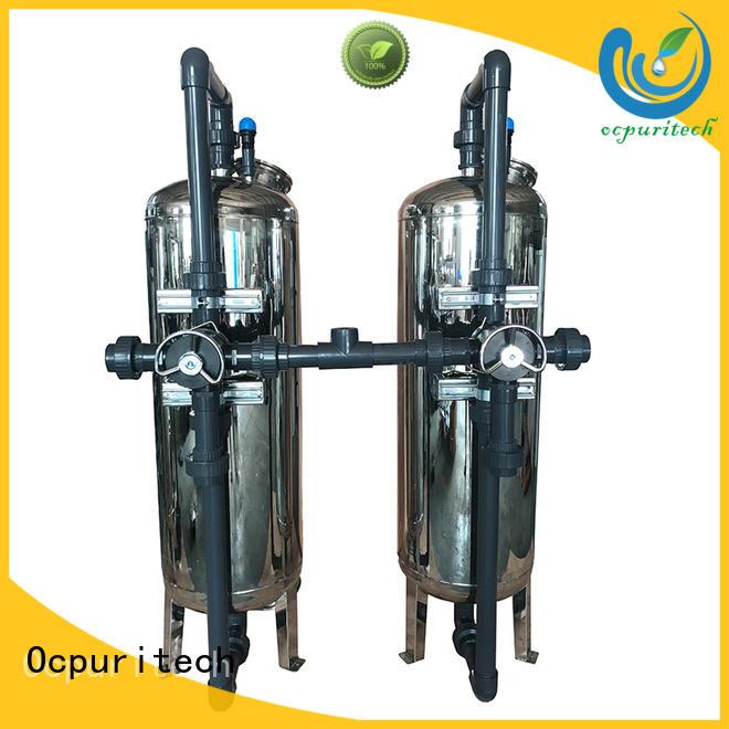 Ocpuritech water filtration supplier design for household