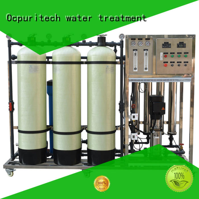 Ocpuritech Brand Variety capatial Vontron ro water filter hospital supplier