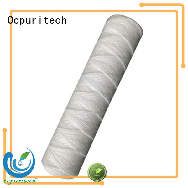 Ocpuritech Brand carbon wound water cartridge water