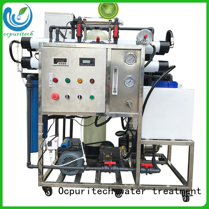 Ocpuritech desalination system series for factory