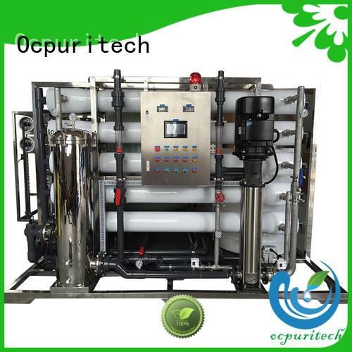 hotel Custom CNP pump ro machine Vontron Ocpuritech