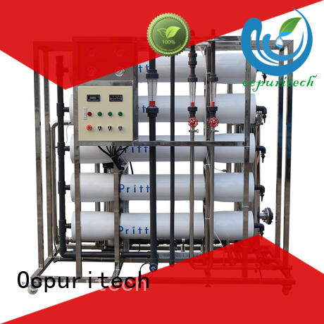 Ocpuritech industrial reverse osmosis system cost personalized for agriculture