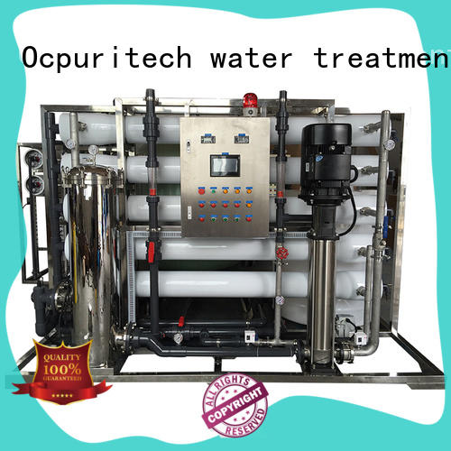 Ocpuritech stable ro system wholesale for food industry