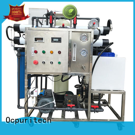 Ocpuritech industrial water desalination from China for industry