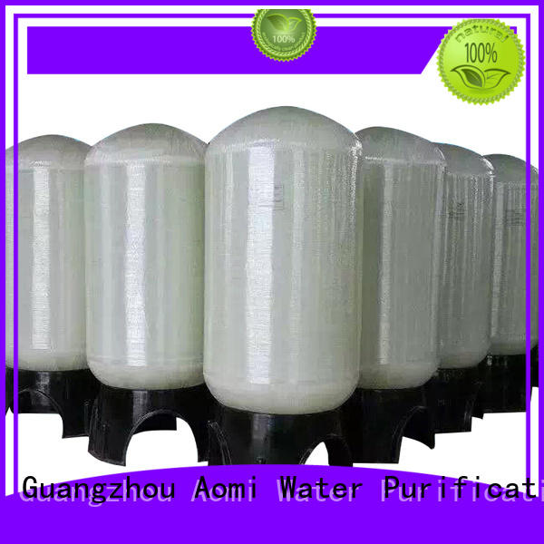 fiberglass water tank vessels treatment Ocpuritech Brand frp tank