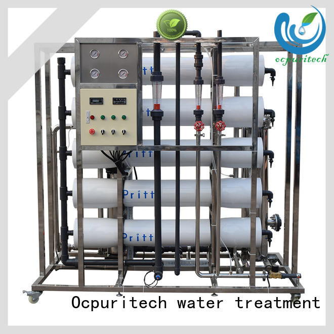 reliable industrial reverse osmosis water system wholesale for food industry