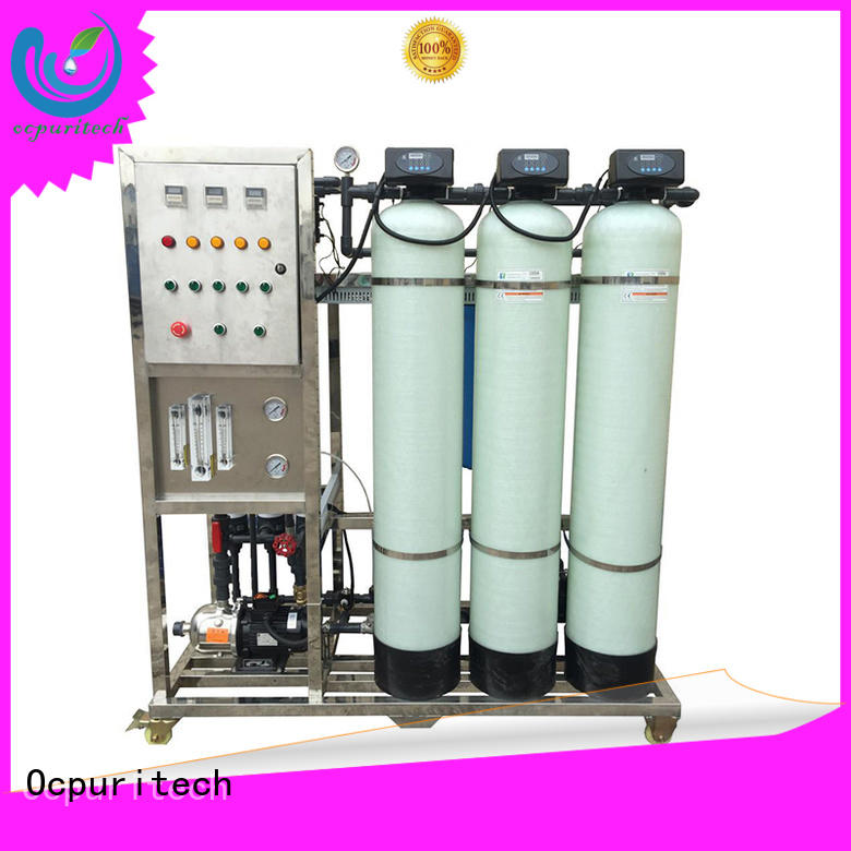 Ocpuritech 500lph uf filter Four Star Hotel