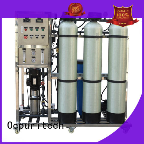 Ocpuritech industrial industrial ro system supplier for seawater