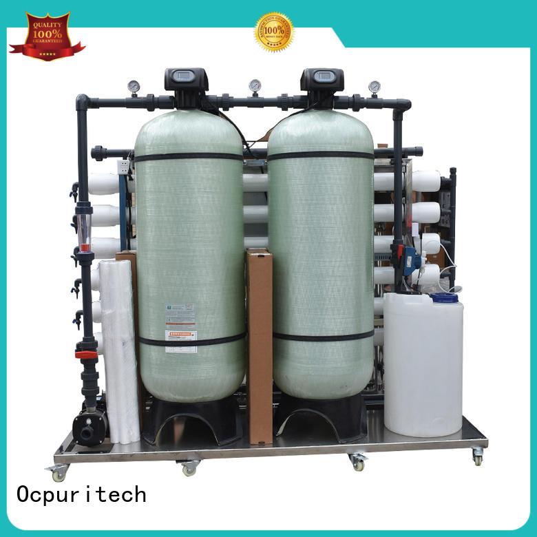 Ocpuritech Brand CNP pump long service life Dow RO Membrane ro machine manufacture