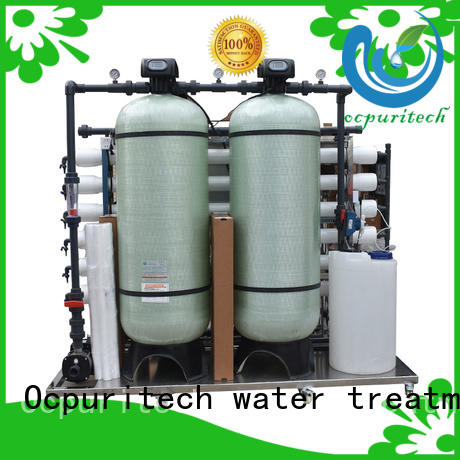 Ocpuritech durable ro system wholesale for seawater