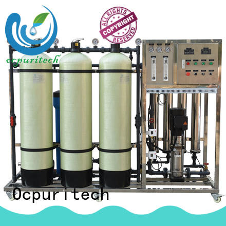 Ocpuritech ro water plant wholesale for food industry