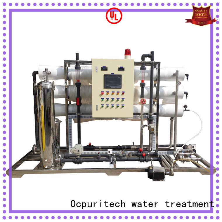 commercial reverse osmosis system china equipment supplier for agriculture