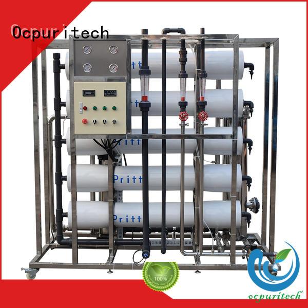 Wholesale food company ro water filter Vontron Ocpuritech Brand