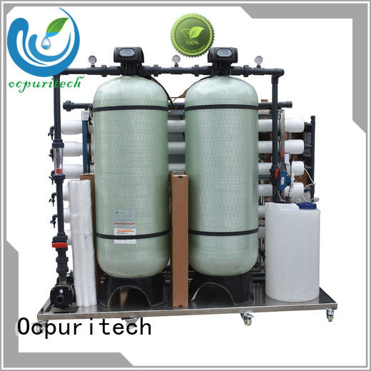 Ocpuritech 250lph wholesale for food industry