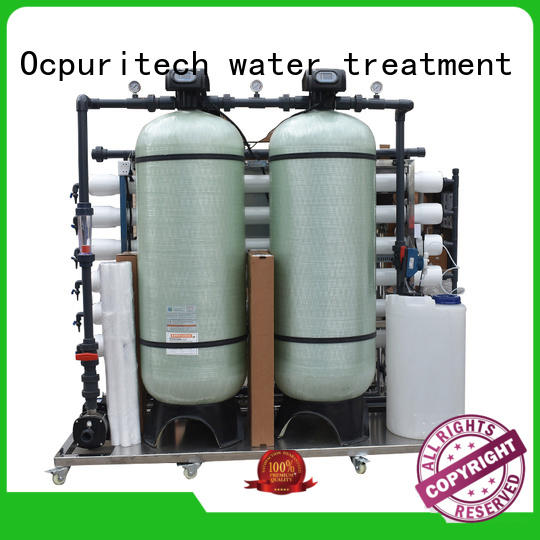 Wholesale hotel ro water filter Variety capatial Ocpuritech Brand