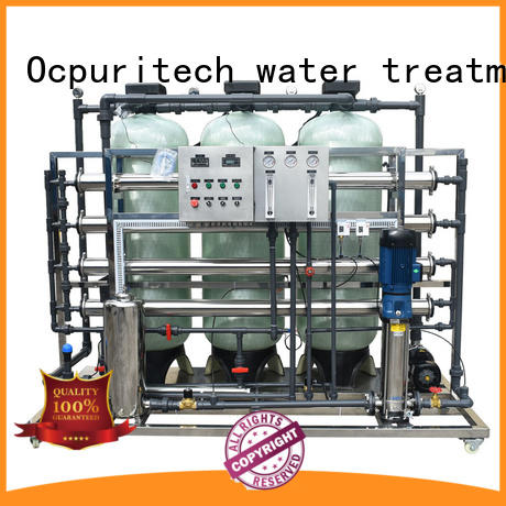 Ocpuritech reliable reverse osmosis plant factory price for agriculture