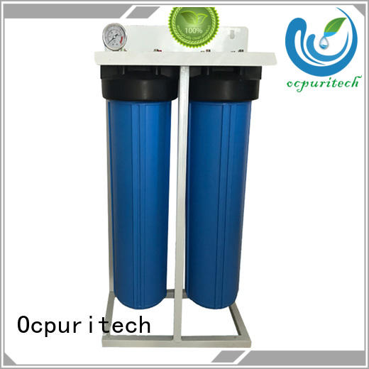 water filtration system supplier for food industry Ocpuritech
