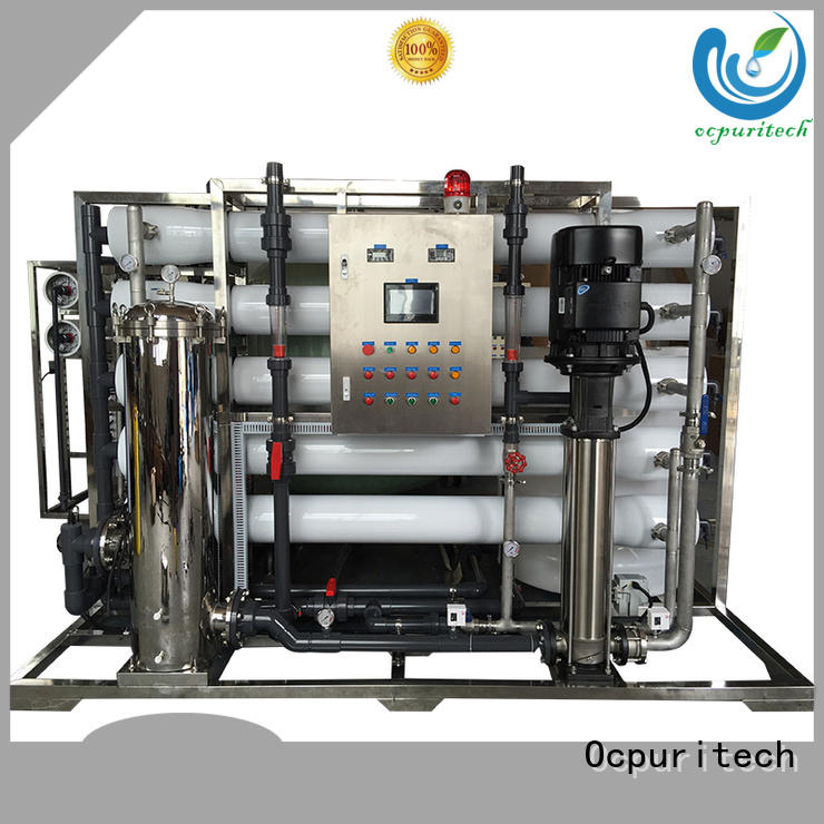 Ocpuritech stable osmosis filter for seawater