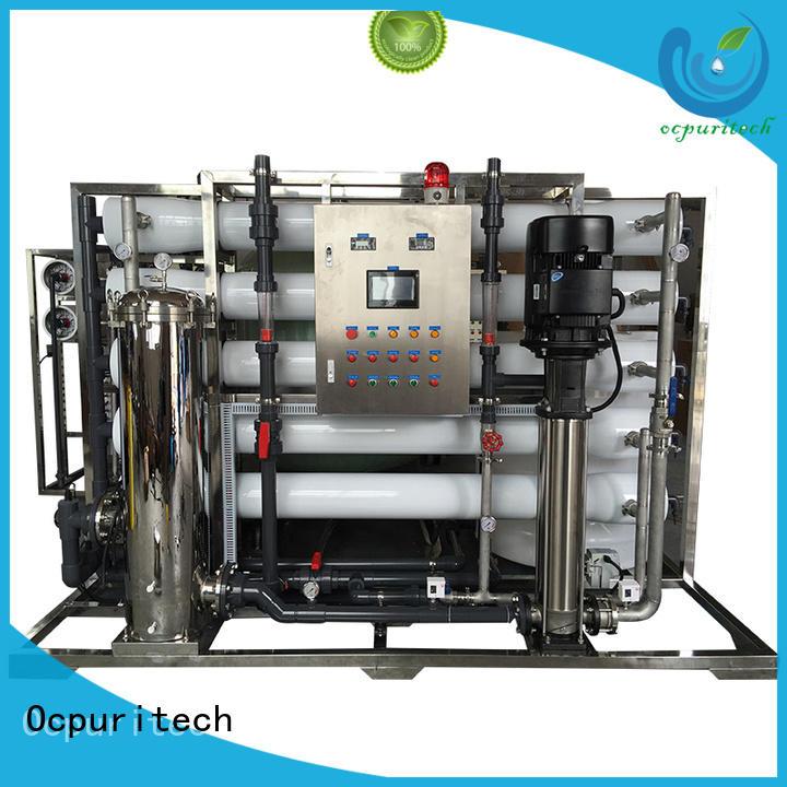 ro water filter long service life food company hospital Warranty Ocpuritech