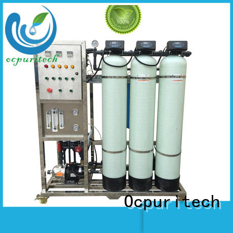 durable ultrafiltration system supplier for seawater Ocpuritech