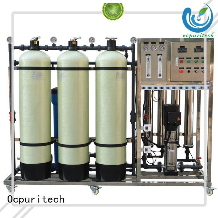 4500 reverse osmosis system cost supplier Ocpuritech