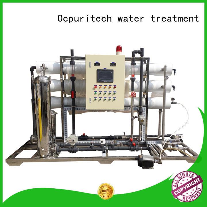 water Custom drinking 250 liter ro machine Ocpuritech filter