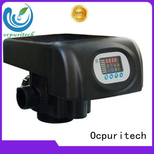 Hot flow control valve LED colorful screen Ocpuritech Brand