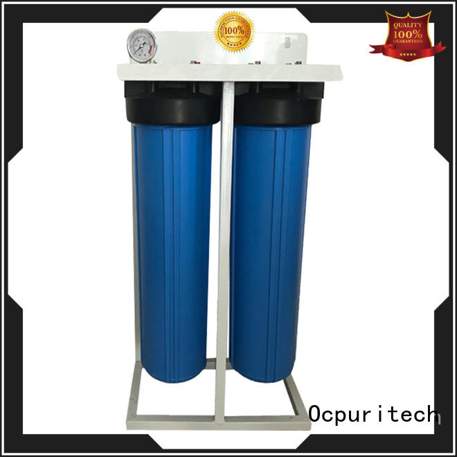 Ocpuritech best water filter system blue for seawater