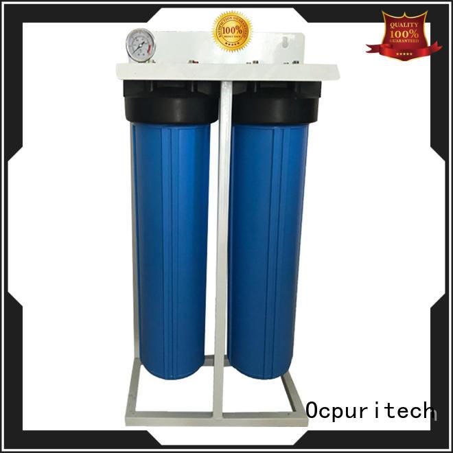 Ocpuritech best water filter system blue for seawater