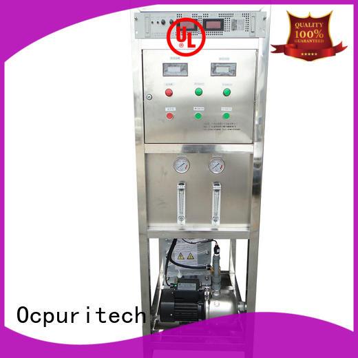 Ocpuritech electrodeionization supplier for seawater