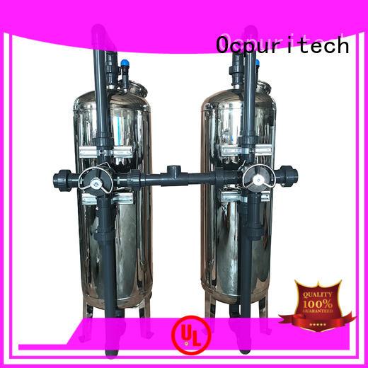 Ocpuritech commercial pressure filter design for medicine