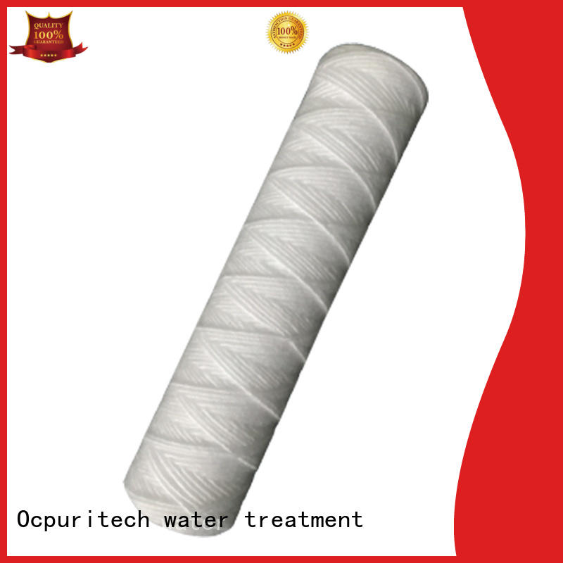 Ocpuritech blown water filter cartridges with good price for medicine