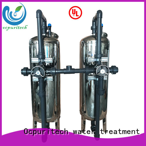 Ocpuritech approved pressure filter design for household