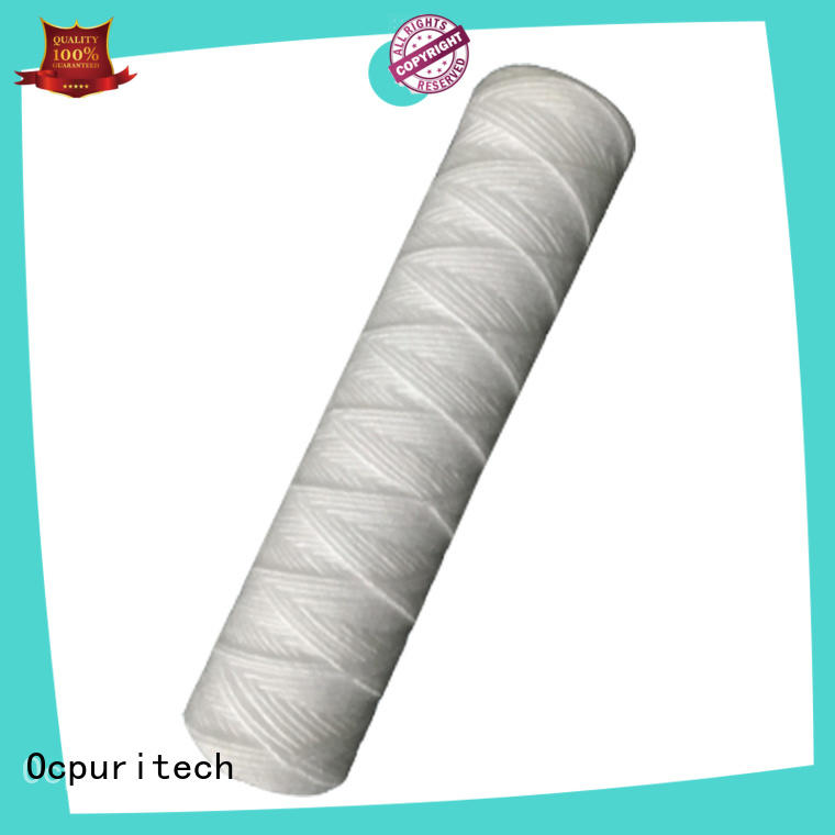 Ocpuritech filter cartridges manufacturer for houses
