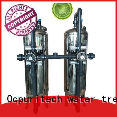 Ocpuritech Brand strength durable pressure filter mechanical factory