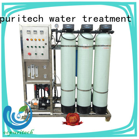 Ocpuritech treatment ultrafiltration water treatment personalized for agriculture