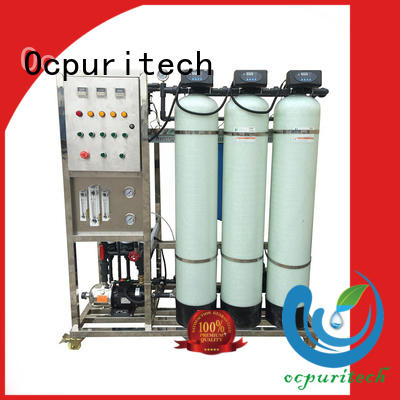 Quality Ocpuritech Brand separation treatment purification ultrafilter