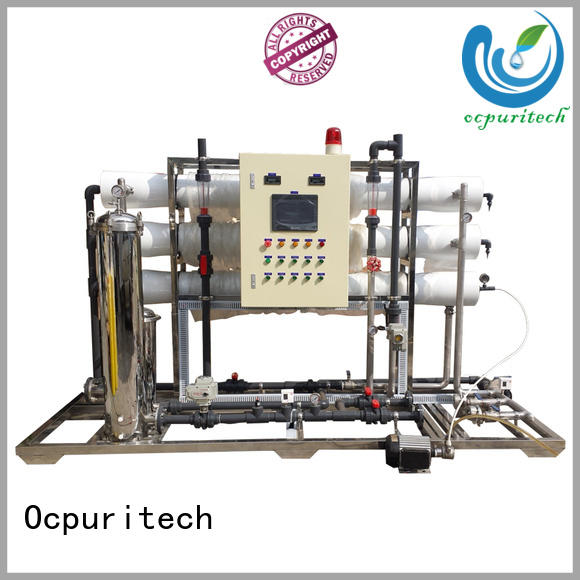 stable reverse osmosis filtration 500lph supplier for seawater
