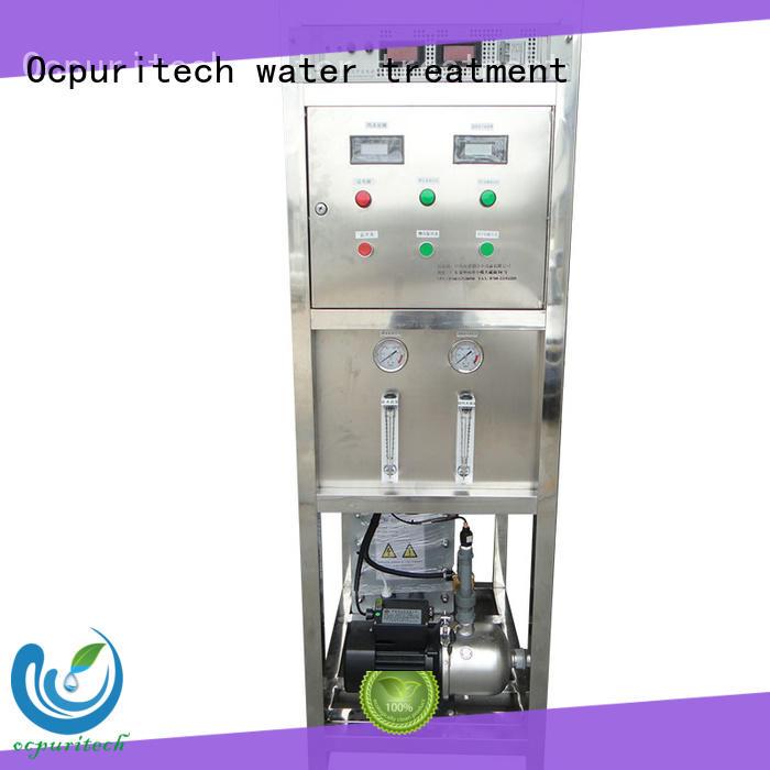 Ocpuritech system edi water treatment system Houses