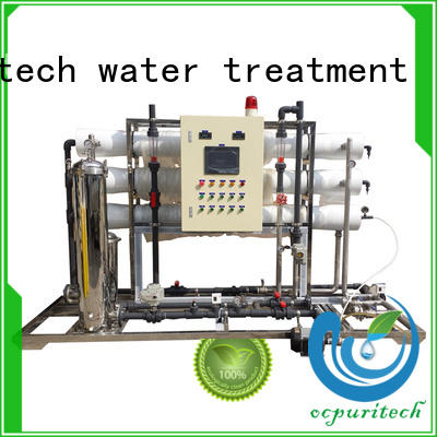 Ocpuritech industrial ro plant manufacturer wholesale for seawater