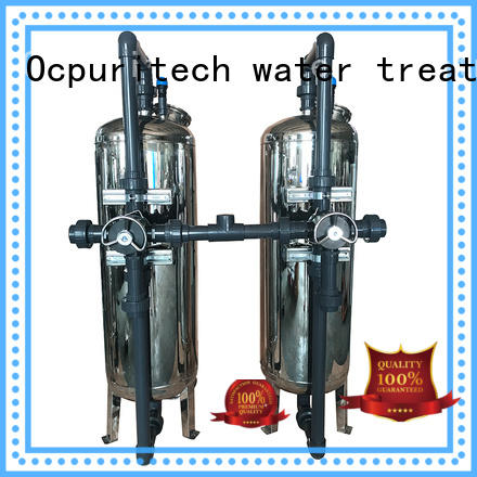 approved water filtration service companies with good price for household