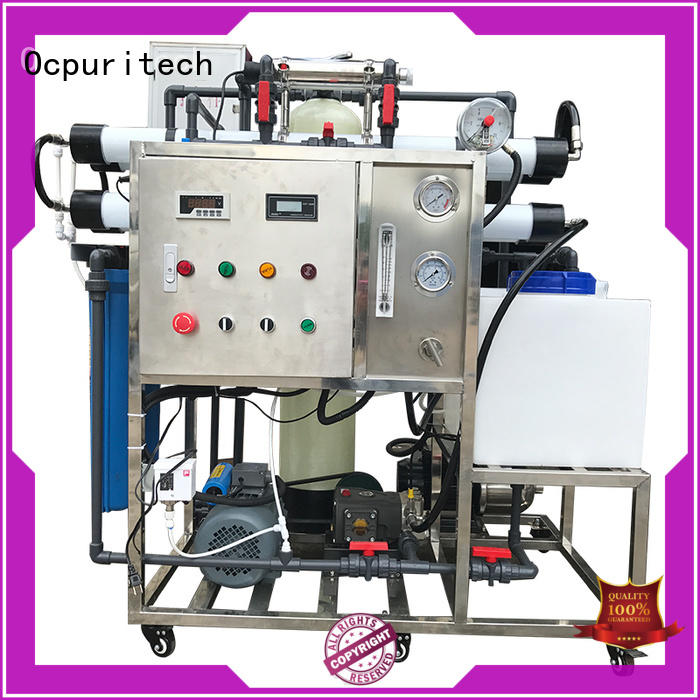 Ocpuritech desalination seawater desalination equipment series for industry