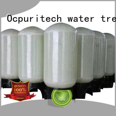 Ocpuritech fiberglass water tank design for household