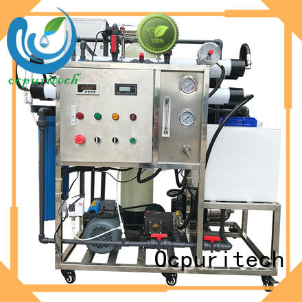Custom separation automatic seawater desalination Ocpuritech osmosis
