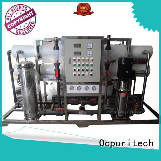 Hot ro machine purifier Ocpuritech Brand