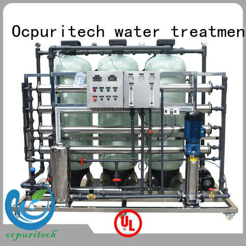 Ocpuritech ro water purifier companies wholesale for food industry