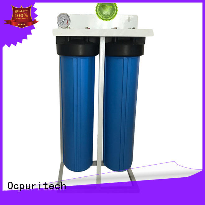 best water filter system housing personalized for food industry