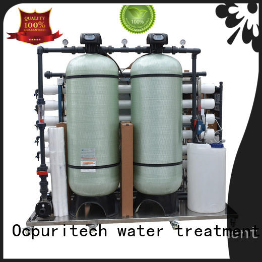 commercial ro system for home supplier for food industry Ocpuritech